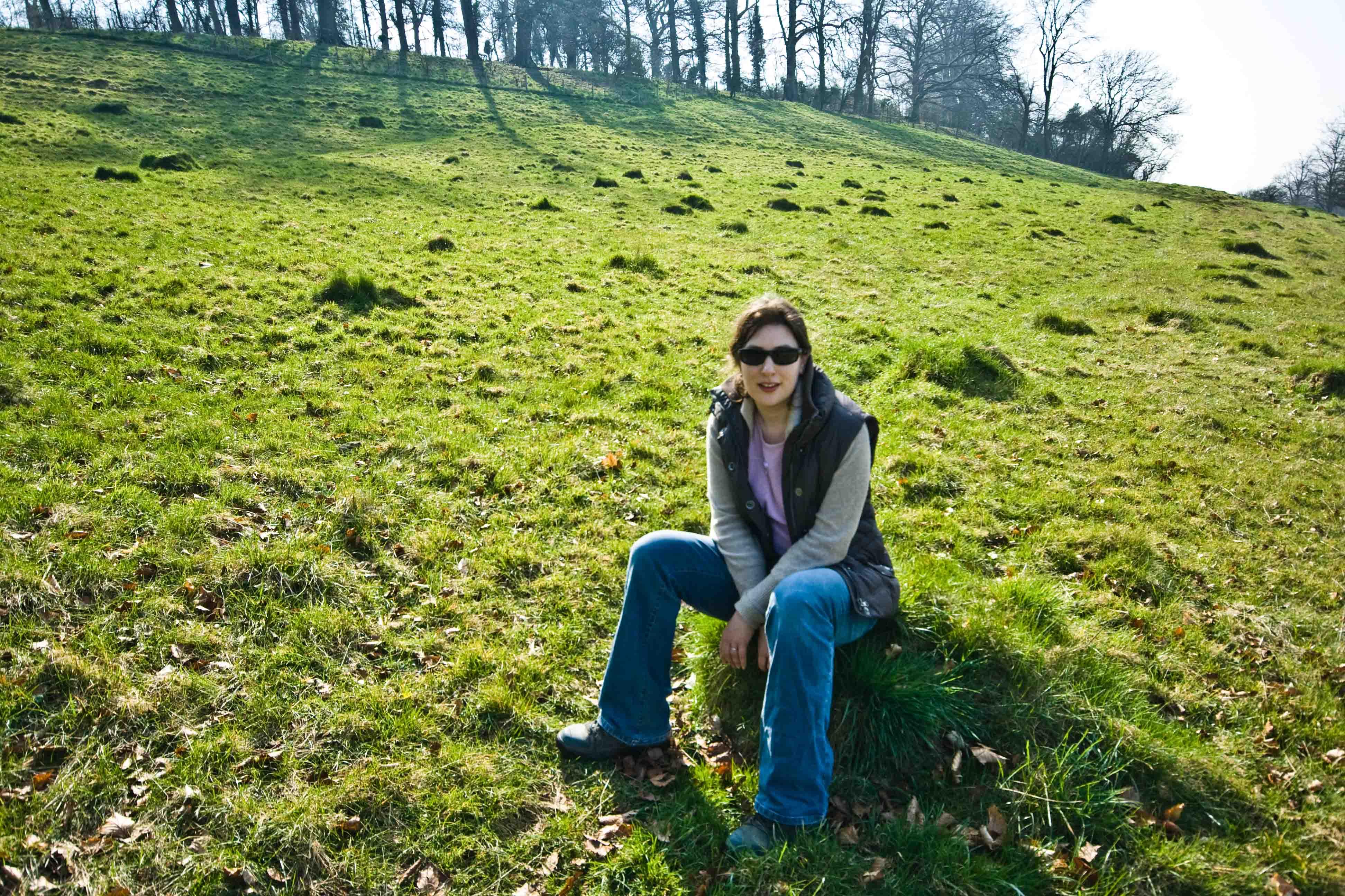 Me on a molehill