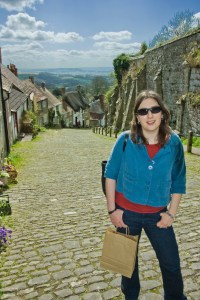 Me on Goldhill, Shaftesbury
