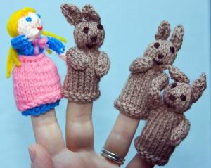 Goldilocks and the Three Rabbits