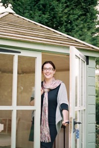 Ah, summerhouse, one day I shall limp out to you again.