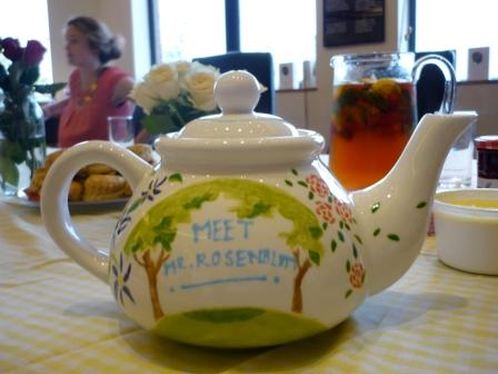mr rosenblum teapot